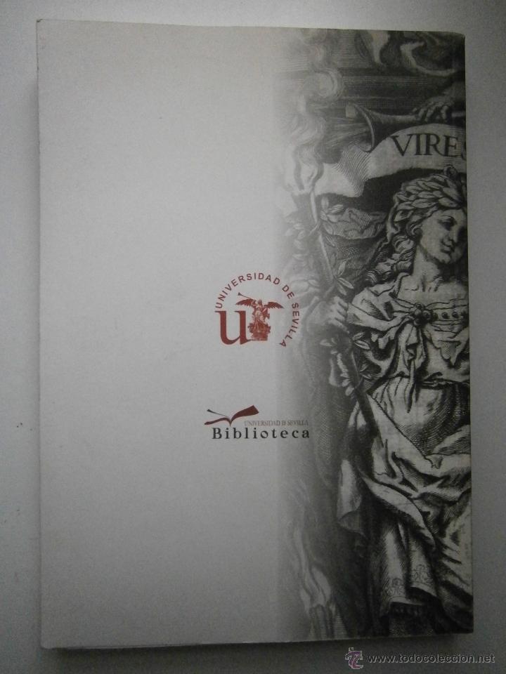 Libros de segunda mano: Relaciones de sucesos en la bus antes de que existiera la prensa Universidad de Sevilla 2008 - Foto 4 - 52008250