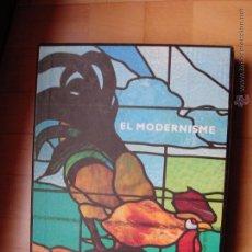 Libros de segunda mano: LLIBRE EL MODERNISME. 2 TOMS. EDICCIÓ 1992. Lote 52012652