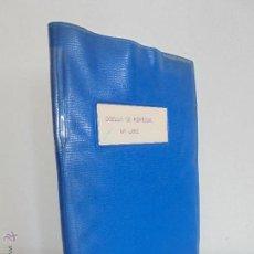 Libros de segunda mano: LIBRO DE CALIFICACION ESCOLAR. MARIA JOSE COELLO DE PORTUGAL NARVAEZ. 1969. VER FOTOGRAFIAS.. Lote 52127346