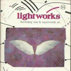 Libros de segunda mano: LIGHTWORKS # 18. WINTER 1986/87. (BIRMINGHAM, MICHIGAN, USA) . Lote 52279932
