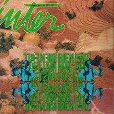 Libros de segunda mano: INTER Nº 38. DOSSIER 'OPÉRATIONS DISCRÈTES'. (EDS. INTERVENTION, QUEBEC. HIVER, 1988). Lote 52280044