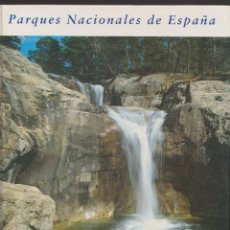 Libros de segunda mano: LIBRO PARQUES NACIONALES DE ESPAÑA. Lote 52299715