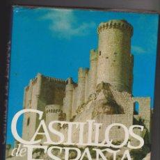 Libros de segunda mano: LIBRO CASTILLOS DE ESPAÑA Y SUS FANTASMAS DE 1978. Lote 52299776
