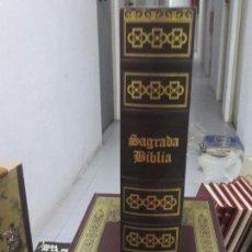 Libros de segunda mano: SAGRADA BIBLIA GRAN FORMATO OCEANO. Lote 52333084