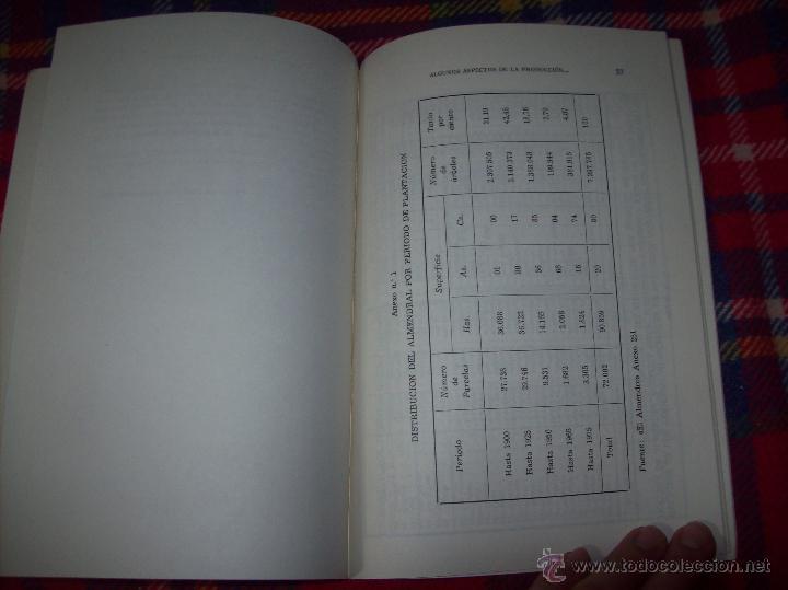 Libros de segunda mano: ALGUNOS ASPECTOS DE LA PRODUCCIÓN DE ALMENDRA EN MALLORCA.PEDRO QUINTANA.1981.ÚNICO EN TC!!!!!!!!!!! - Foto 8 - 52336686