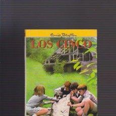 Libros de segunda mano: ENID BLYTON - LOS CINCO TRAS EL PASADIZO SECRETO - EDITORIAL JUVENTUD 2000 / ILUSTRADO. Lote 52348199