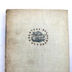 Libros de segunda mano: L-2652 EL ARTE DE NO TENER AMIGOS Y NO DEJARSE CONVENCER POR LAS PERSONAS.NOEL CLARASÓ 1947. Lote 52365351