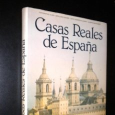 Libros de segunda mano: CASAS REALES DE ESPAÑA / GEORGES PILLEMENT, DANIEL DE LA IGLESIA. Lote 52366750