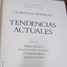 Libros de segunda mano: SKIRA LA PINTURA MODERANA TENDENCIAS ACTUALES . Lote 52386608