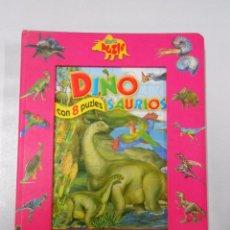 Libros de segunda mano - LIBRO PUZLE DINOSAURIOS. SUSAETA. TDK136 - 52395929