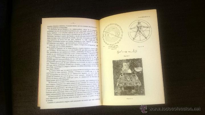 Libros de segunda mano: MAGIA PRÁCTICA TRATADO ELEMENTAL . Teoría, Realización, Adaptamiento. 2 TOMOS EN 1 VOL-PAPUS - Foto 3 - 52408225