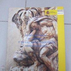 Libros de segunda mano: MUSEO NACIONAL DE CERAMICA Y DE LAS ARTES SUNTUARIAS GONZALEZ MARTI. Lote 52441360