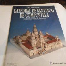 Gebrauchte Bücher - Recortable Catedral de Santiago de Compostela, Coleccion Grandes Monumentos, Ed. Merino,1993 - 52452358
