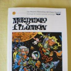 Libros de segunda mano: BIBLIOTECA EL MUNDO: MORTADELO Y FILEMON Nº22. Lote 52459103