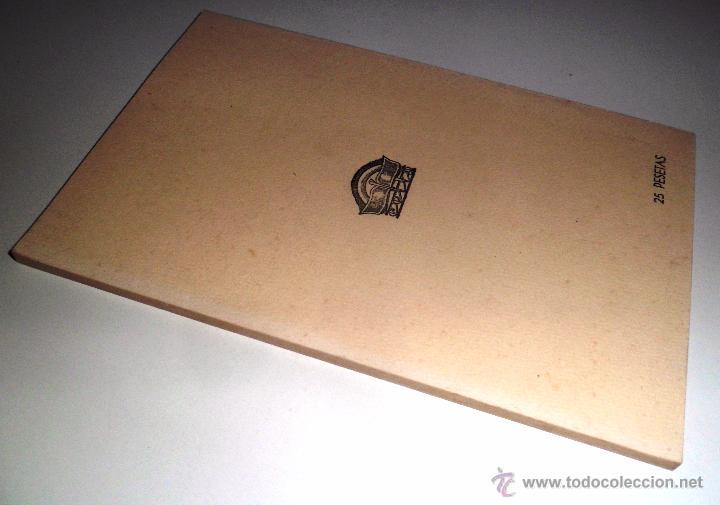 Libros de segunda mano: BRUMAS DE ORO Y GRIS - JESUS JOSE BLANCO ALVITE - EDICIONES CELTA 1961 - Foto 5 - 17605320