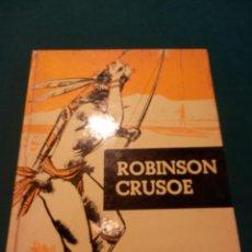 Libros de segunda mano: ROBINSON CRUSOE - ILUSTRACIONES GIOVANNI CASELLI - EDITORIAL TEIDE 1967 - BIBLIOTECA ZAGAL XIV. Lote 52529287