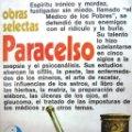 Libros de segunda mano: Paracelso: obras selectas (3 libros: Prólogos, Paradojas y Entidades) - ENIGMAS - ALQUIMIA. Lote 52561016