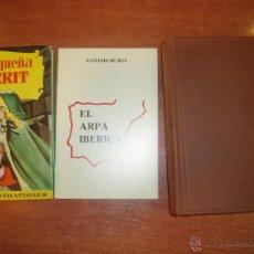 Libros de segunda mano: LOTE DE 3 LIBROS DIFERENTES TEMATICAS.. Lote 52596676