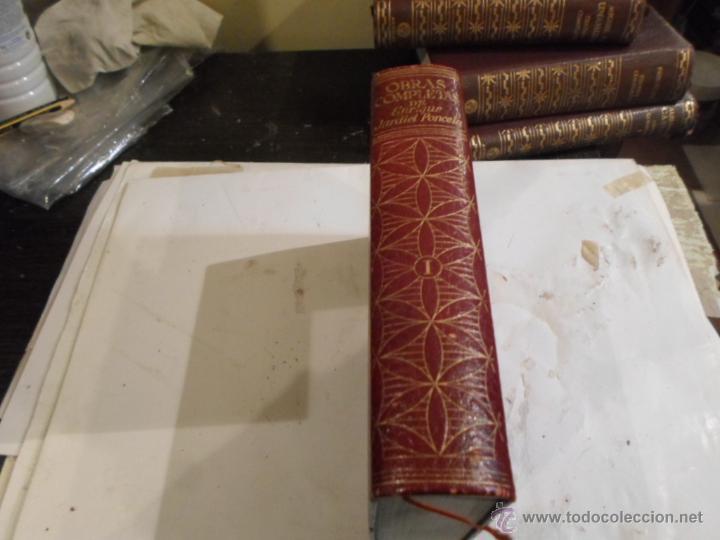 ENRIQUE JARDIEL PONCELA, OBRAS COMPLETAS DE ENRIQUE JARDIEL PONCELA, T-I, AHRMEX,1 ED.1958 (Libros de Segunda Mano (posteriores a 1936) - Literatura - Otros)