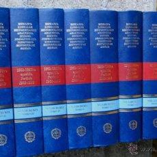 Libros de segunda mano: 9 LIBROS - SISTEMA NORMATIVO DEL TERRITORIO HISTÓRICO DE BIZKAIA - PERIODO 1982 - 1983 . Lote 52616894
