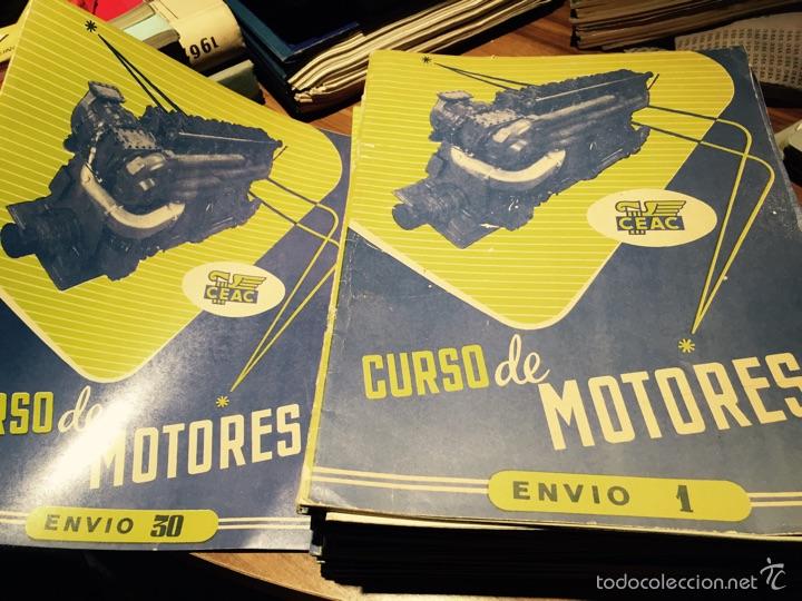 CURSO DE MOTORES (Libros de Segunda Mano - Ciencias, Manuales y Oficios - Otros)