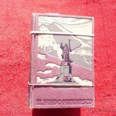 Libros de segunda mano: EL MUNDO PINTORESCO. W. M. JACKSON. 8 VOLUMENES. ILUSTRADO EN B/N Y COLOR. BUENOS AIRES 1950. Lote 52713920