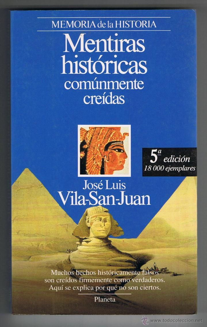 MENTIRAS HISTORICAS EBOOK