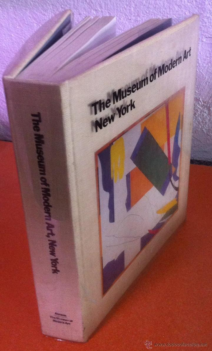 THE MUSEUM OF MODERN ART, NEW YORK. THE HISTORY AND THE COLLECTION. 1985 (Libros de Segunda Mano - Bellas artes, ocio y coleccionismo - Otros)