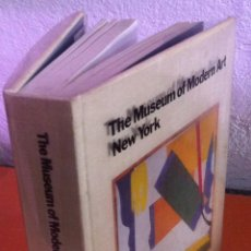 Libros de segunda mano: THE MUSEUM OF MODERN ART, NEW YORK. THE HISTORY AND THE COLLECTION. 1985. Lote 52735006