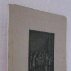 Libros de segunda mano: XXI HOMENATGE A LA VELLESA A CATALUNYA I TRIBUT POPULAR A FRANCESC MORAGAS BARRET - BADALONA 1935. Lote 52752640