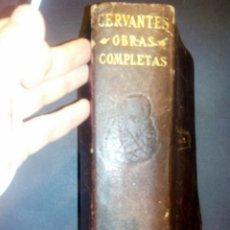 Libros de segunda mano: ETERNAS, CERVANTES, PRIMERA EDICIÓN, 1928, AGUILAR. Lote 52753484
