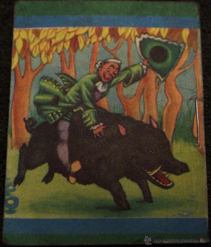 Libros de segunda mano: CUENTO MINIATURA -EL BARÓN DE LA CASTAÑA- Libro 1970 - Foto 2 - 52753901