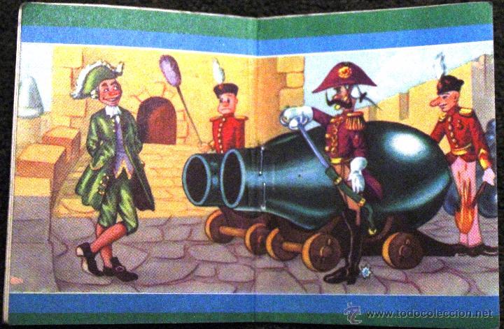 Libros de segunda mano: CUENTO MINIATURA -EL BARÓN DE LA CASTAÑA- Libro 1970 - Foto 3 - 52753901