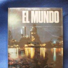 Libros de segunda mano: EL MUNDO SU DESCUBRIMIENTO Y APROVECHAMIENTO. Lote 52757411