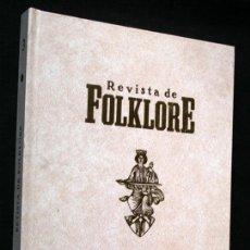 Libros de segunda mano: FOLKLORE - INSTRUMENTOS - ZAMBOMBA - CHIFLO - MATANZA - COLUMELA - ESTAMPAS - REVISTA JOAQUIN DIAZ. Lote 52775852