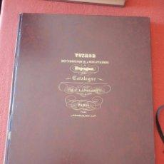 Libros de segunda mano: ALEXANDRE DE LABORDE VOYAGE LIBRO HISTÓRICO NARRATIVO CATALOGNE 51X36CM. Lote 52781749