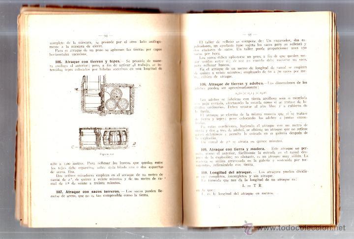 Libros de segunda mano: PRACTICA DEL EXPLOSIVO, DEL ARTIFICIO Y LA MINA. ENRIQUE COBEÑOS GONZALEZ. MADRID. 1941. LEER - Foto 2 - 52809071