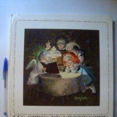 Libros de segunda mano: FREDERIC REVILLA - LES OBRES DE MISERICÒRDIA (1968). IL·LUSTRACIONS JOAN FERRÁNDIZ CATALÀ.. Lote 52819592