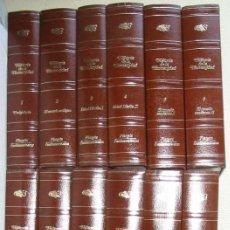 Libros de segunda mano: HISTORIA DE LA HUMANIDAD - DESARROLLO CULTURAL Y CIENTÍFICO - COMPLETA - PLANETA / UNESCO 7546 PAG.. Lote 52821437