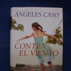 Libros de segunda mano: CONTRA EL VIENTO. Lote 52913978