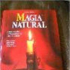 Libros de segunda mano: MAGIA NATURAL (CIRCULO DE LECTORES). Lote 52915375