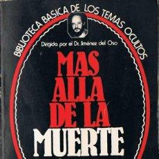 Libros de segunda mano: MÁS ALLÁ DE LA MUERTE - MARIO CAPEL. Lote 52919355