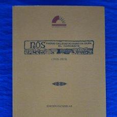 Libros de segunda mano: NÓS, PÁXINAS GALLEGAS DO DIARIO DA CRUÑA EL NOROESTE (1918-1919). EDICIÓN FACSIMILAR, FACSÍMIL, 2001. Lote 52927518