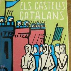 Libros de segunda mano: ELS CASTELLS CATALANS VOLUM IV RAFAEL DALMAU EDITOR CATALÀ ROCA ARMAND DE FLUVIÀ 1973. Lote 52938629