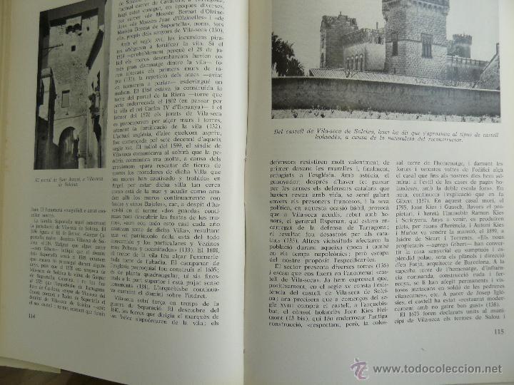 Libros de segunda mano: ELS CASTELLS CATALANS VOLUM IV RAFAEL DALMAU EDITOR CATALÀ ROCA ARMAND DE FLUVIÀ 1973 - Foto 2 - 52938629