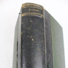 Libros de segunda mano: L-2796. HISTORIA DE LAS LITERATURAS ANTIGUAS Y MODERNAS. RAMON D. PERÉS. ED. RAMON SOPENA. 1941.. Lote 52939054