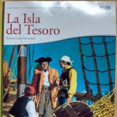 Libros de segunda mano: LA ISLA DEL TESORO. Lote 52939177