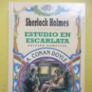 Libros de segunda mano: ESTUDIO EN ESCARLATA. A. CONAN DOYLE.. Lote 52979882