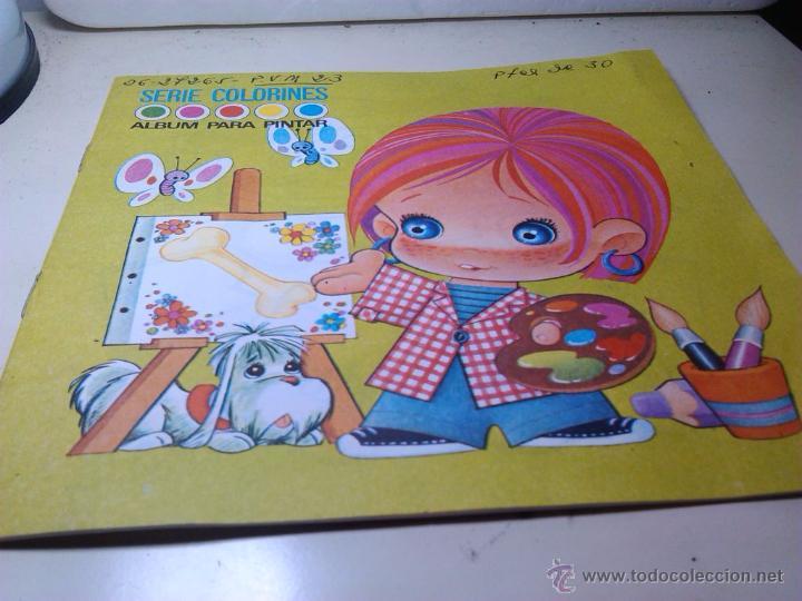 cuaderno para colorear - editorial roma - Comprar en todocoleccion ...