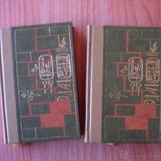Libros de segunda mano: VV.AA - ENIGMAS DE LAS CIVILIZACIONES DESAPARECIDAS (TOMO I Y II) (ED. AMIGOS DE LA HISTORIA, 1976).. Lote 53060034